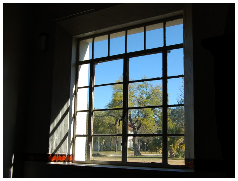 Metal Sash Window